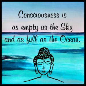 Consciousness Empty Full