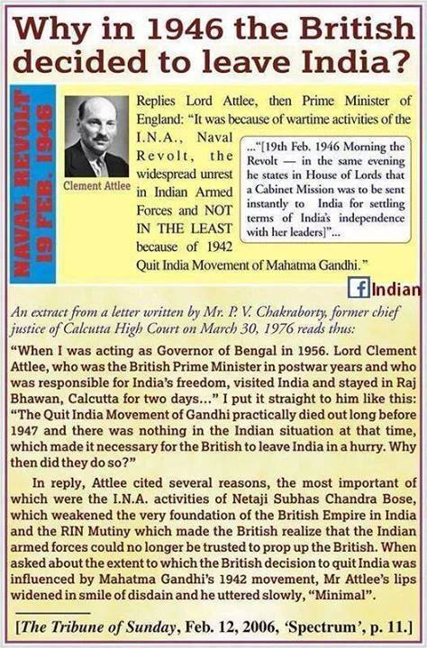 an essay on subhash chandra bose a british leader Bose was an advocate of armed resistance against british colonialism he could  not  him with the name bose netaji, acknowledging his stature as a leader13   brothers against the raj: a biography of sarat and subhas chandra bose.